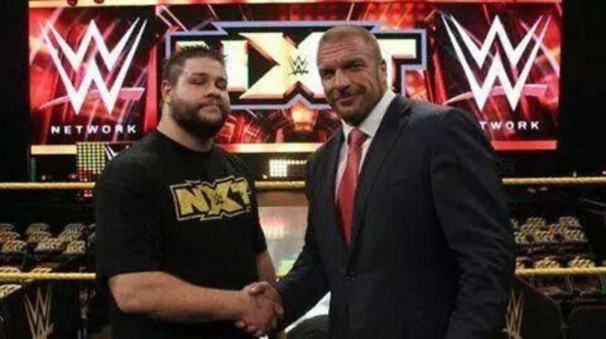Kevin Steen & Triple H
