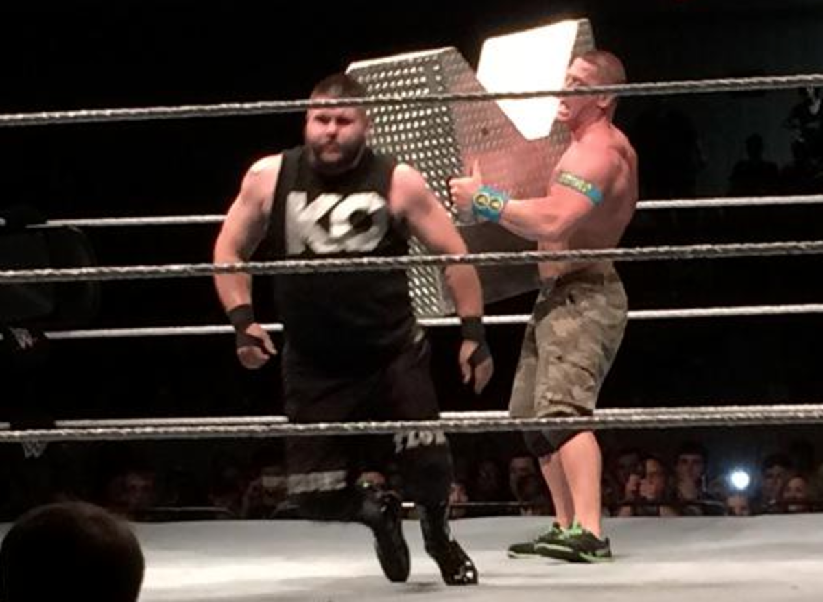 Kevin Owens & John Cena