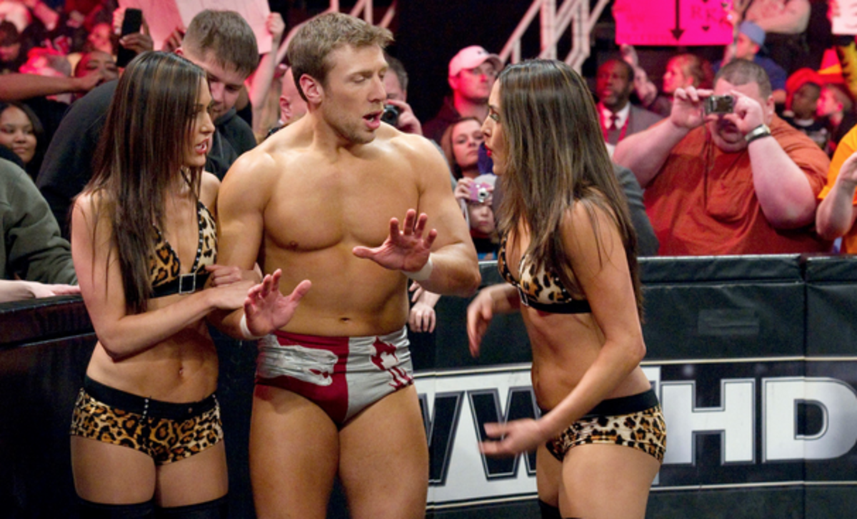 Daniel Bryan & The Bella Twins