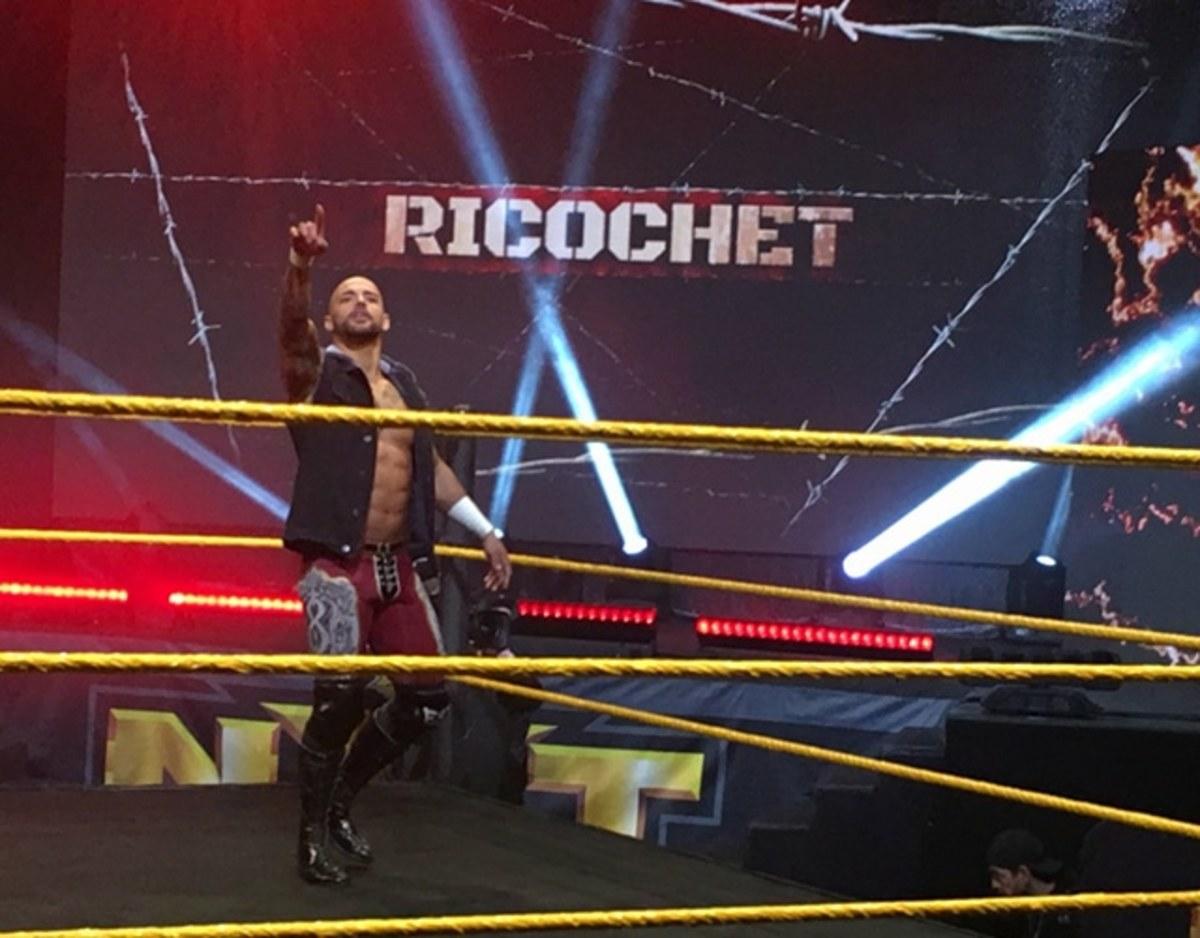 Ricochet NXT