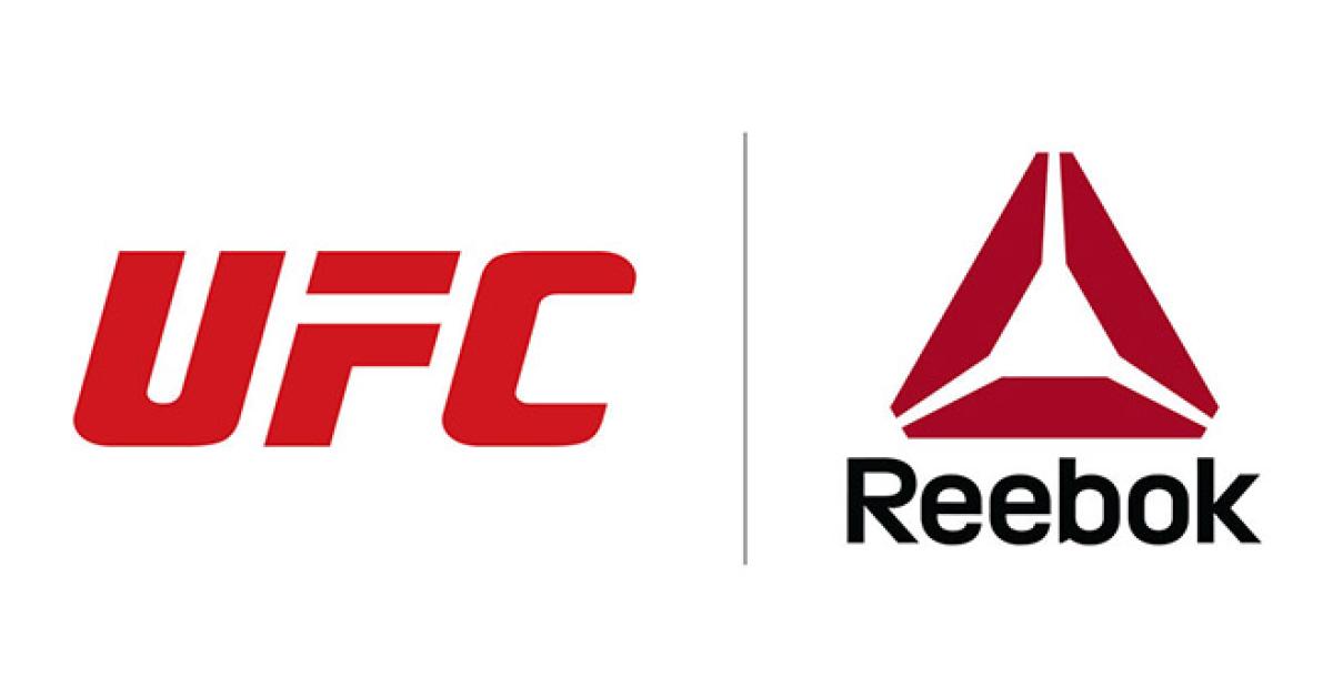 UFC and Reebok