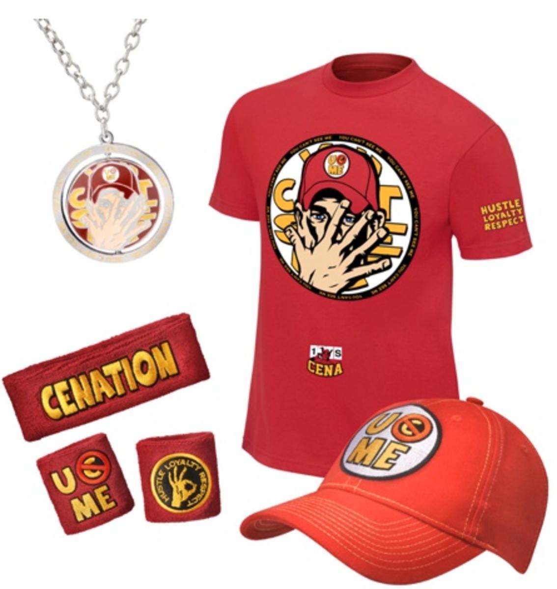 John Cena Merchandise