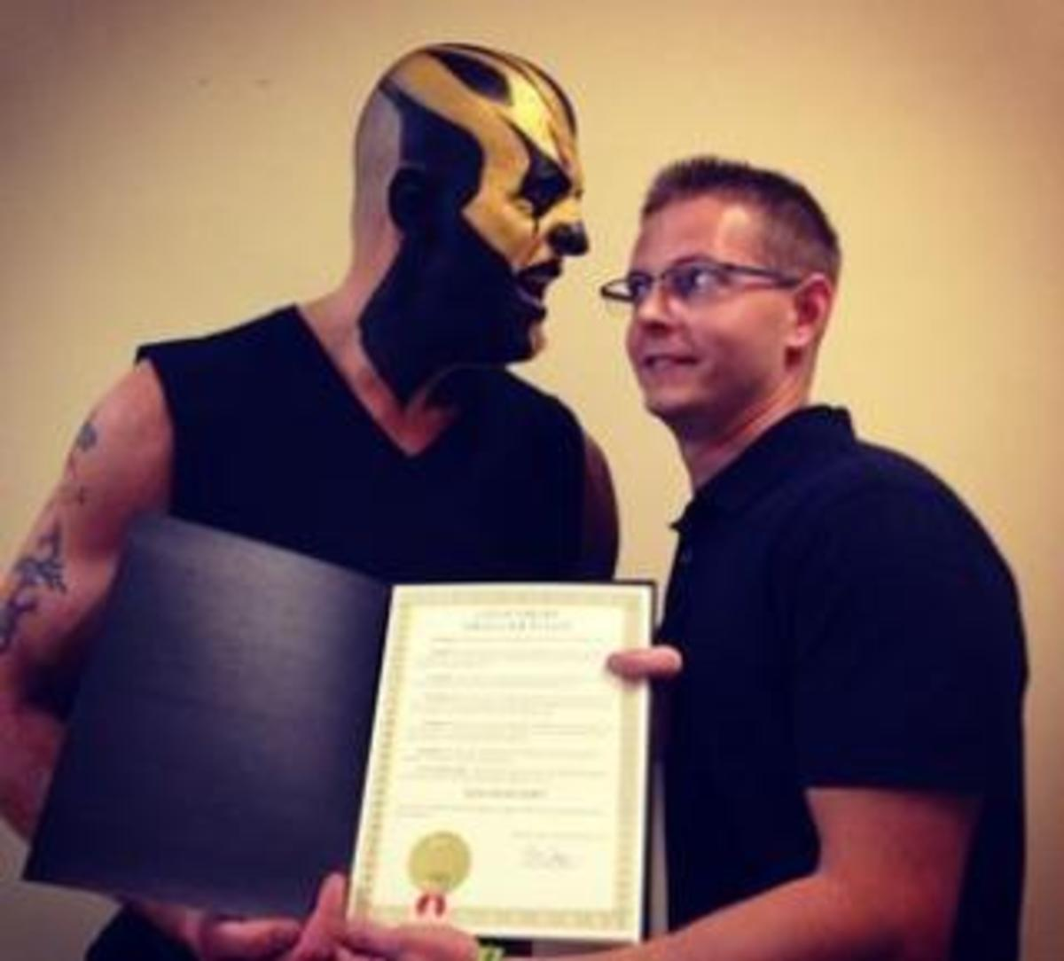Goldust Day