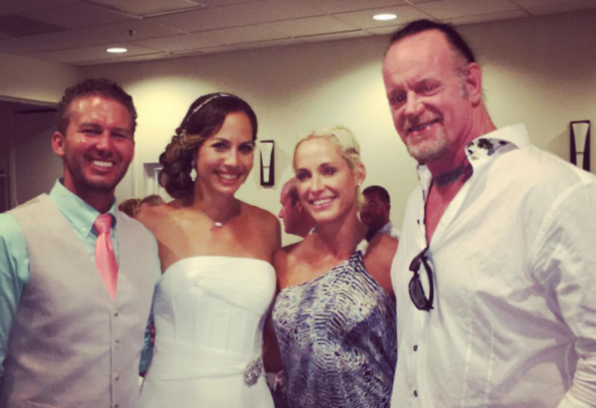 Latest On Undertaker's Health, HIAC Main Event, Several ...Michelle Mccool And Undertaker 2013