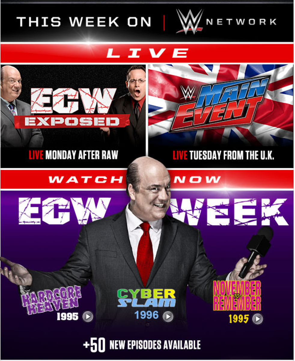 ECW Week