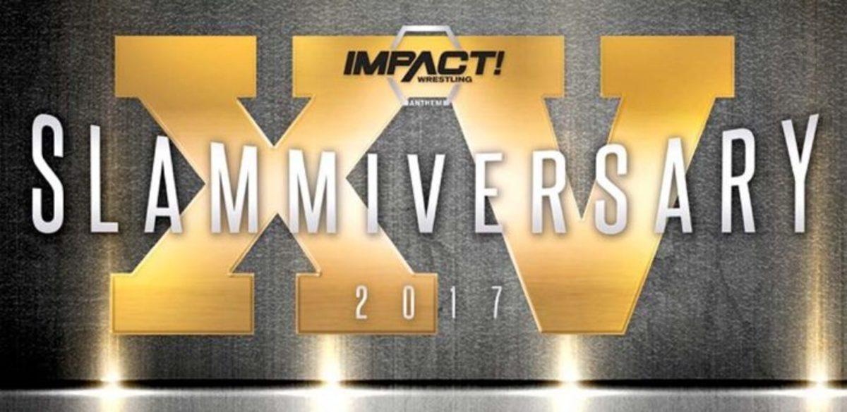 Slammiversary 2017 logo