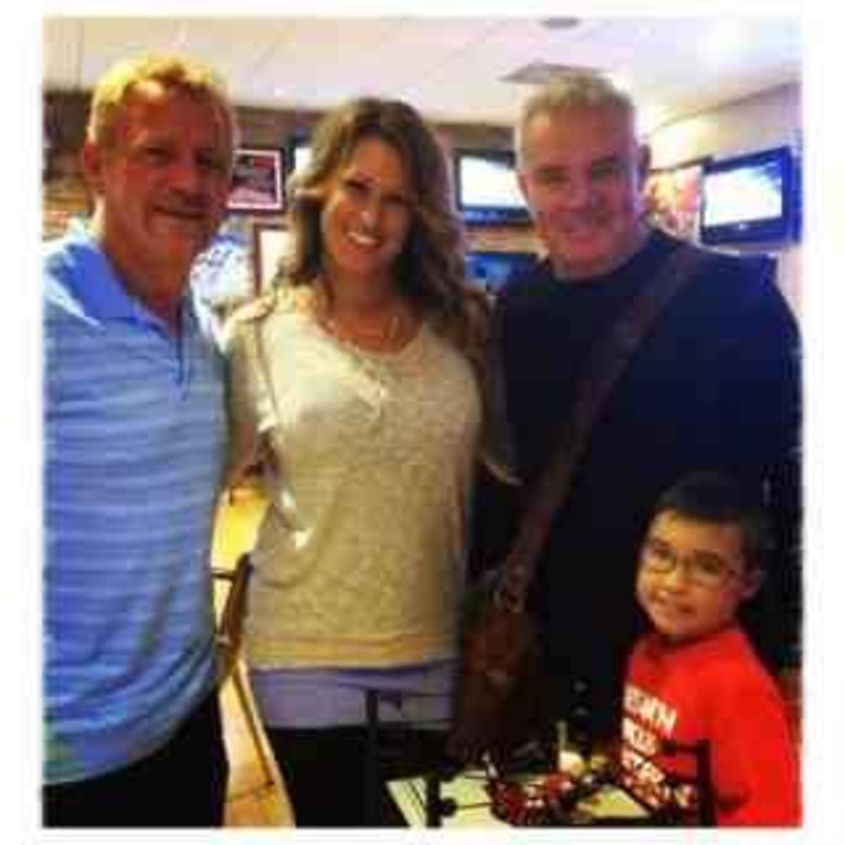 Jarretts & Eric Bischoff