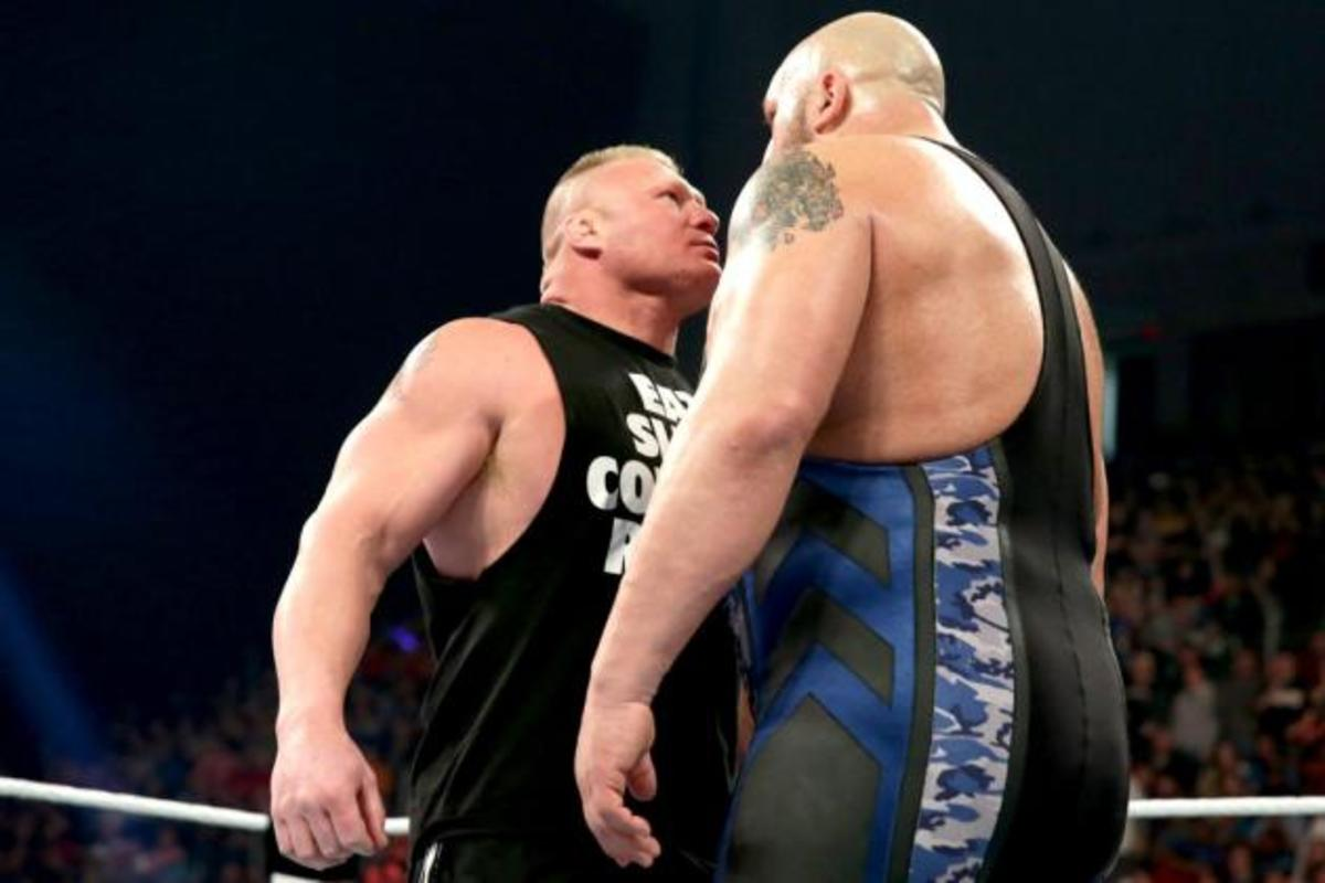 Brock Lesnar vs. Big Show