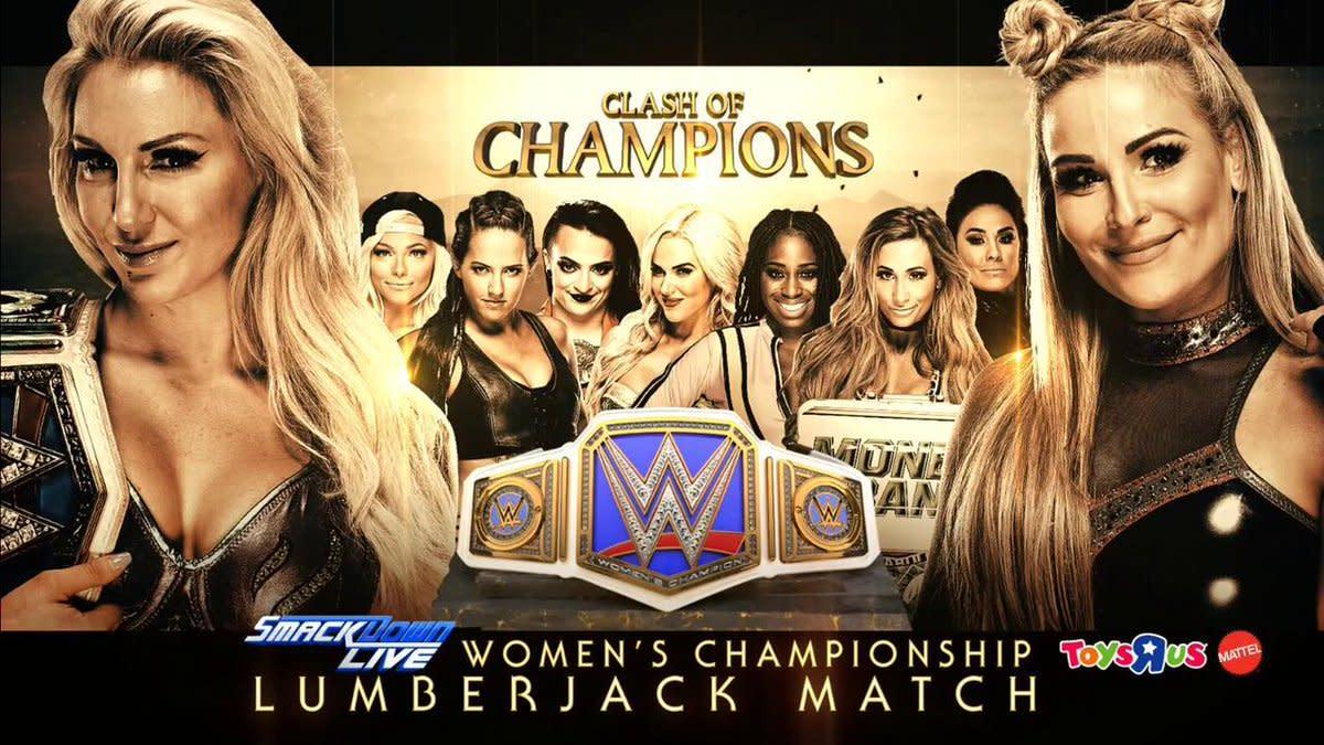 Charlotte vs Nattie