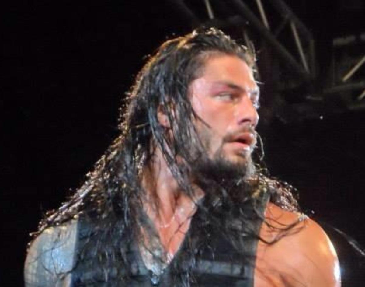 Roman Reigns Live Event