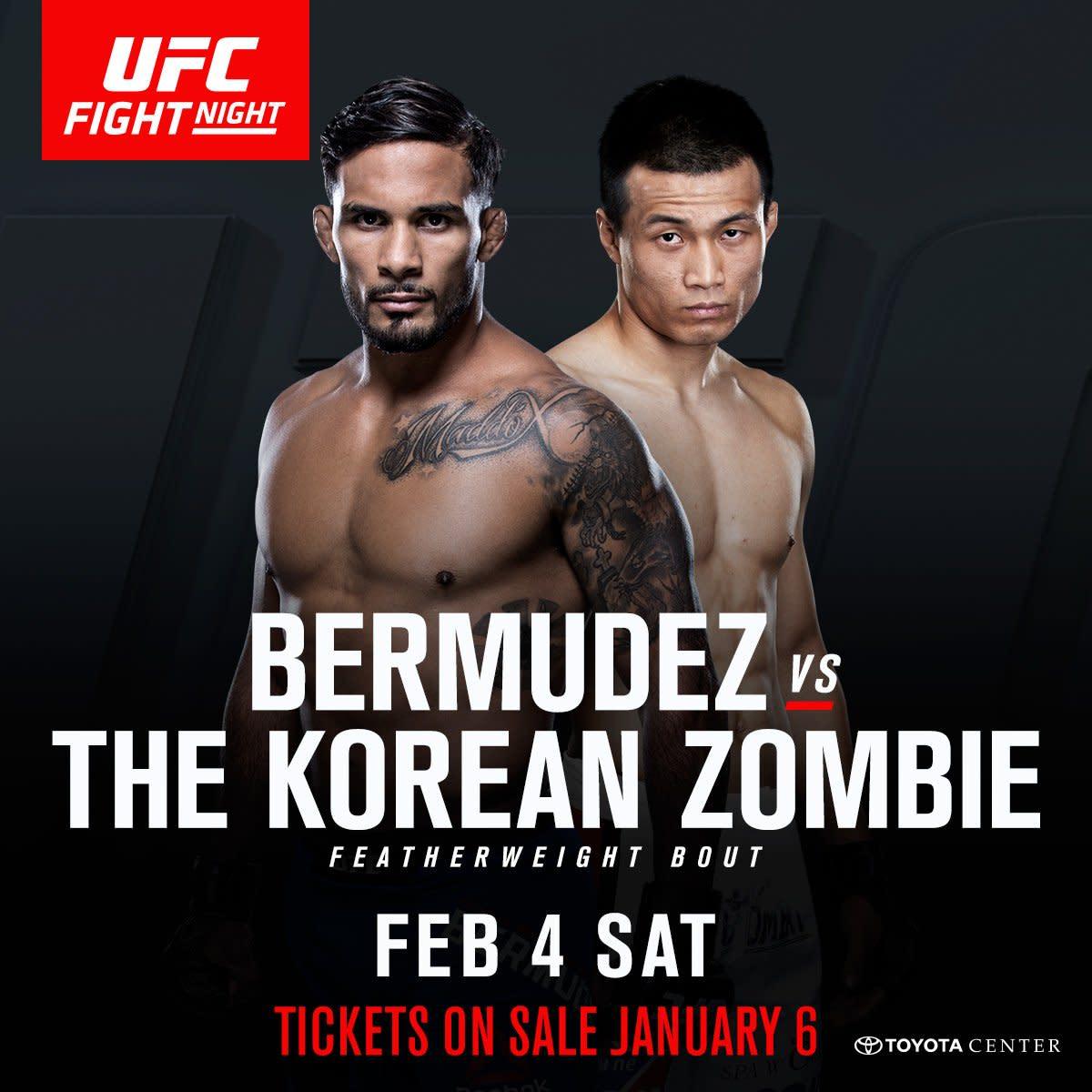 UFC Fight Night 104