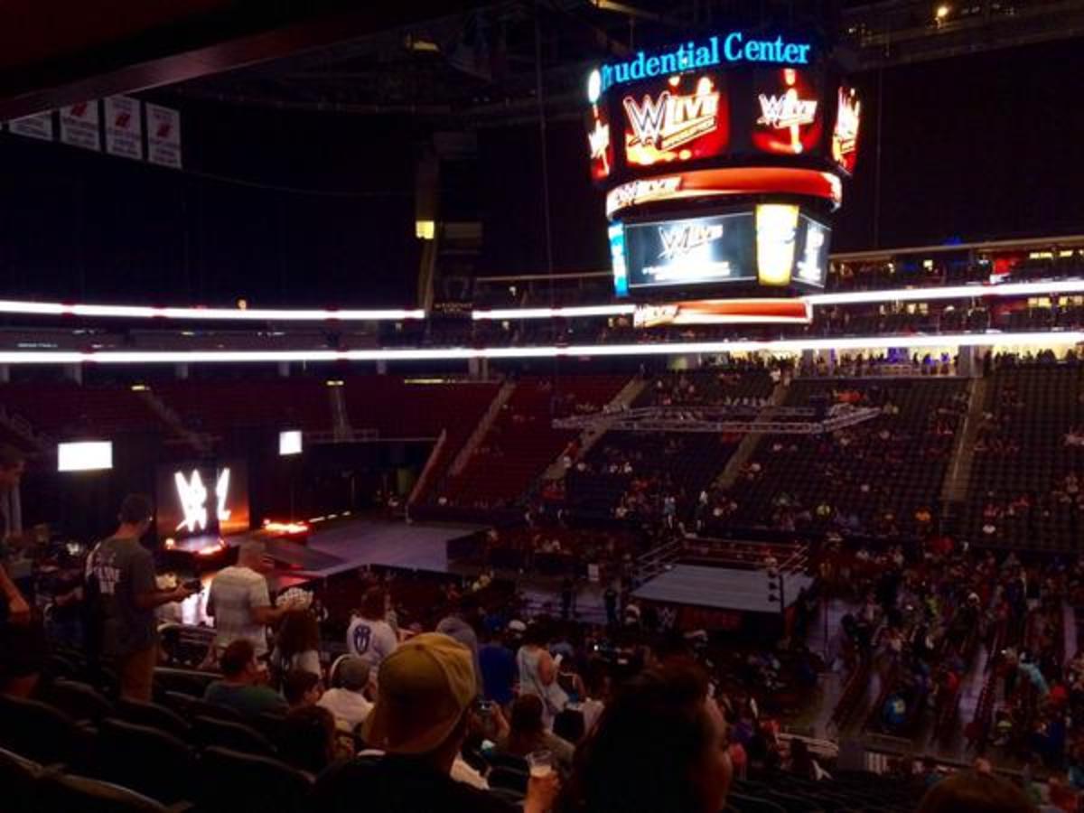 WWE Newark