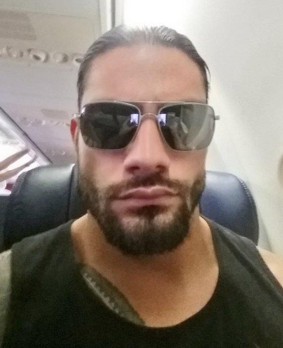Roman Reigns Going Home