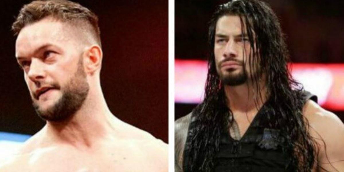 Finn Balor & Roman Reigns