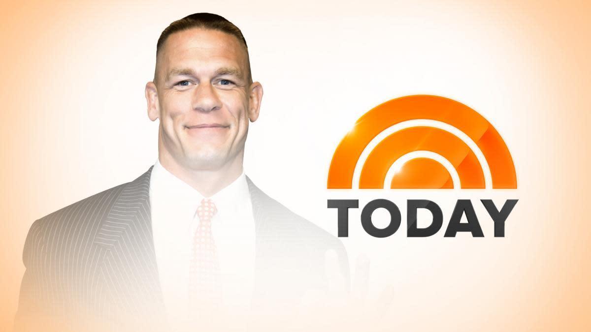 John Cena Today