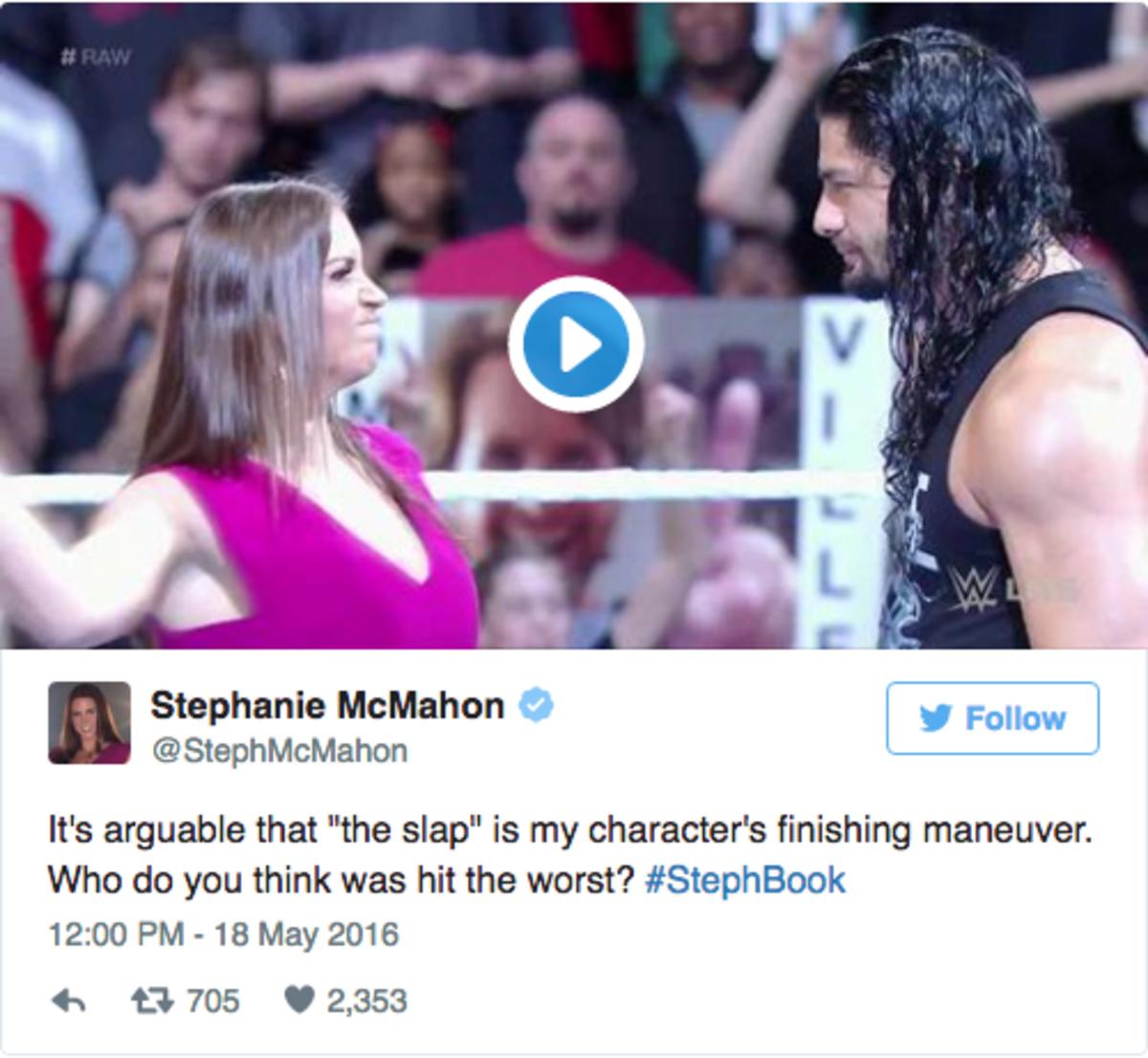 Stephanie Tweet