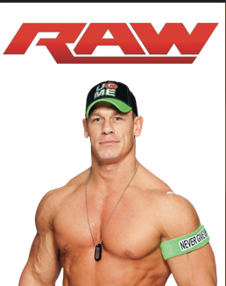 Raw Cena
