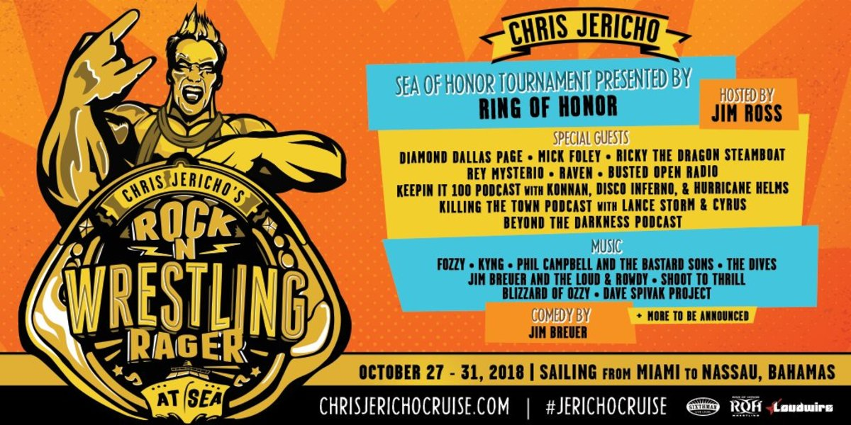 Jericho ROH