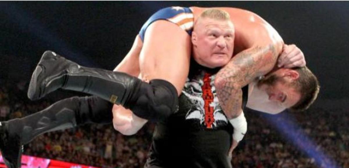 Brock Lesnar/CM Punk