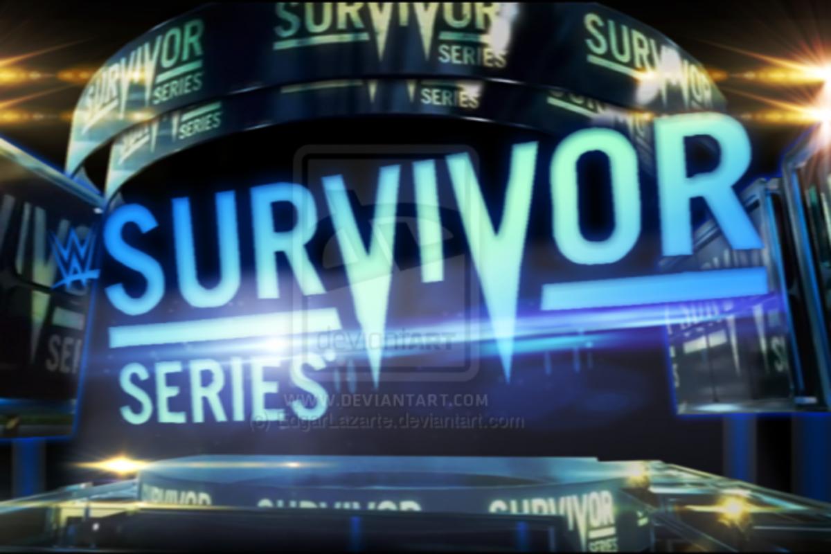 WWE Survivor Series Logo