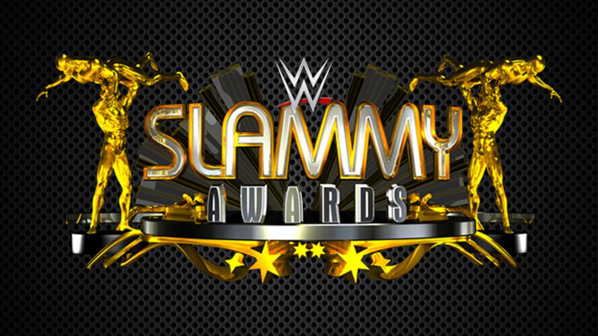 New WWE Slammy Logo
