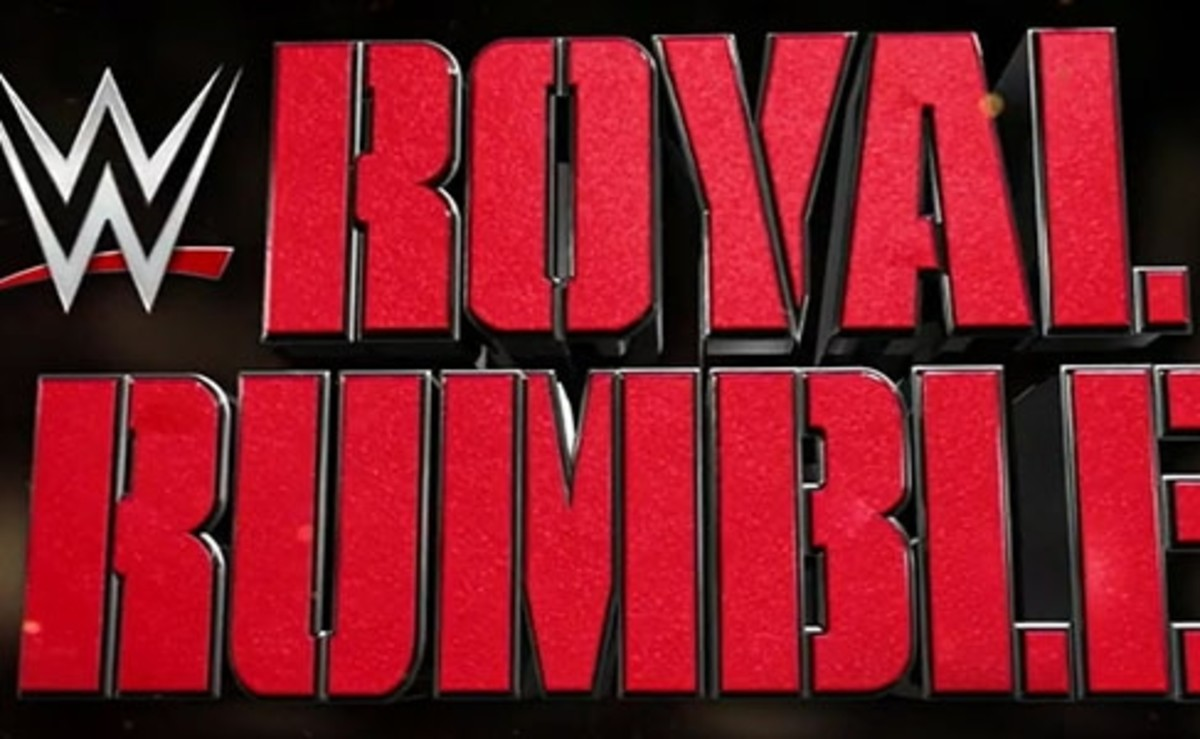 Royal Rumble 2016 Logo