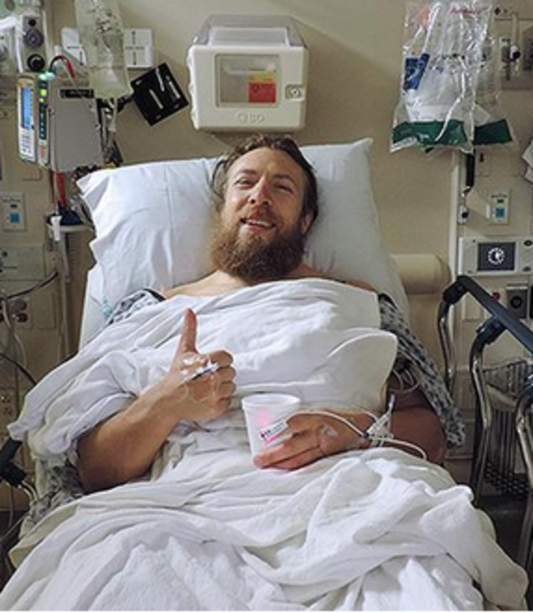 Daniel Bryan Injury