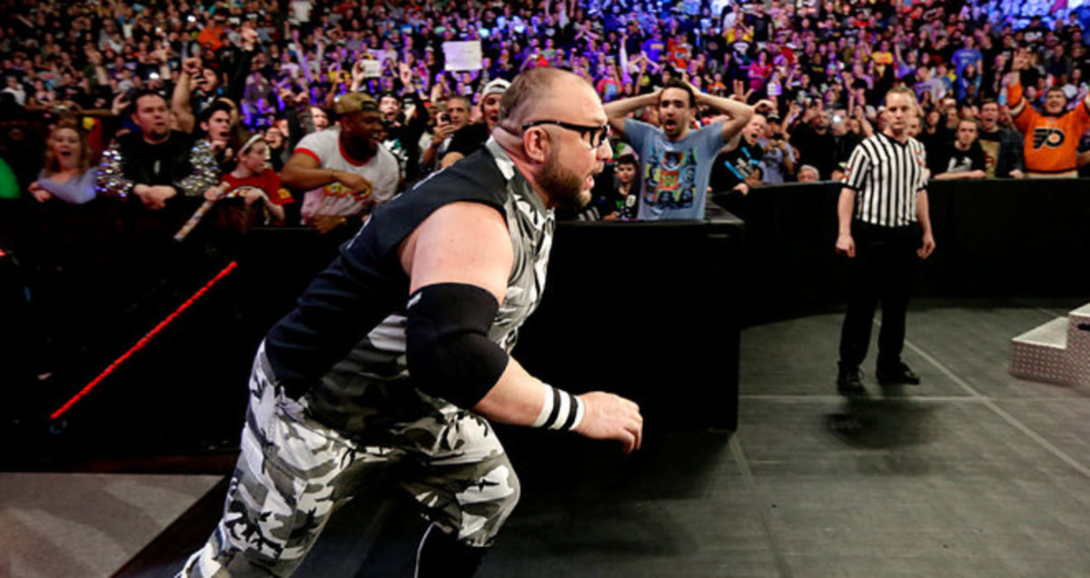 Bubba Ray Dudley 2015