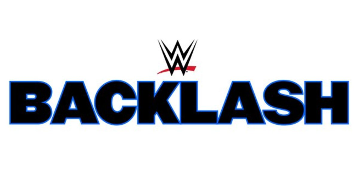 WWE Backlash Logo