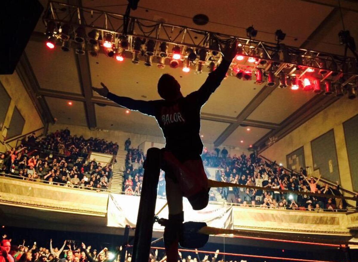 WWE NXT Finn Balor