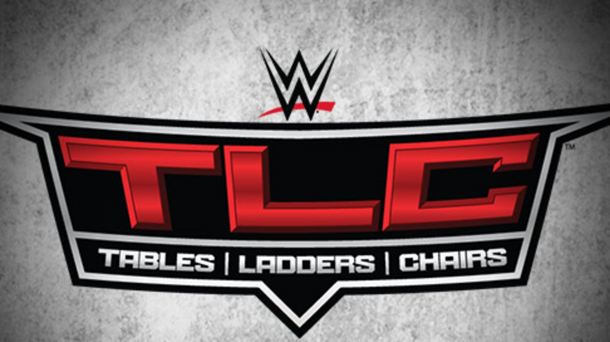 New WWE TLC Logo