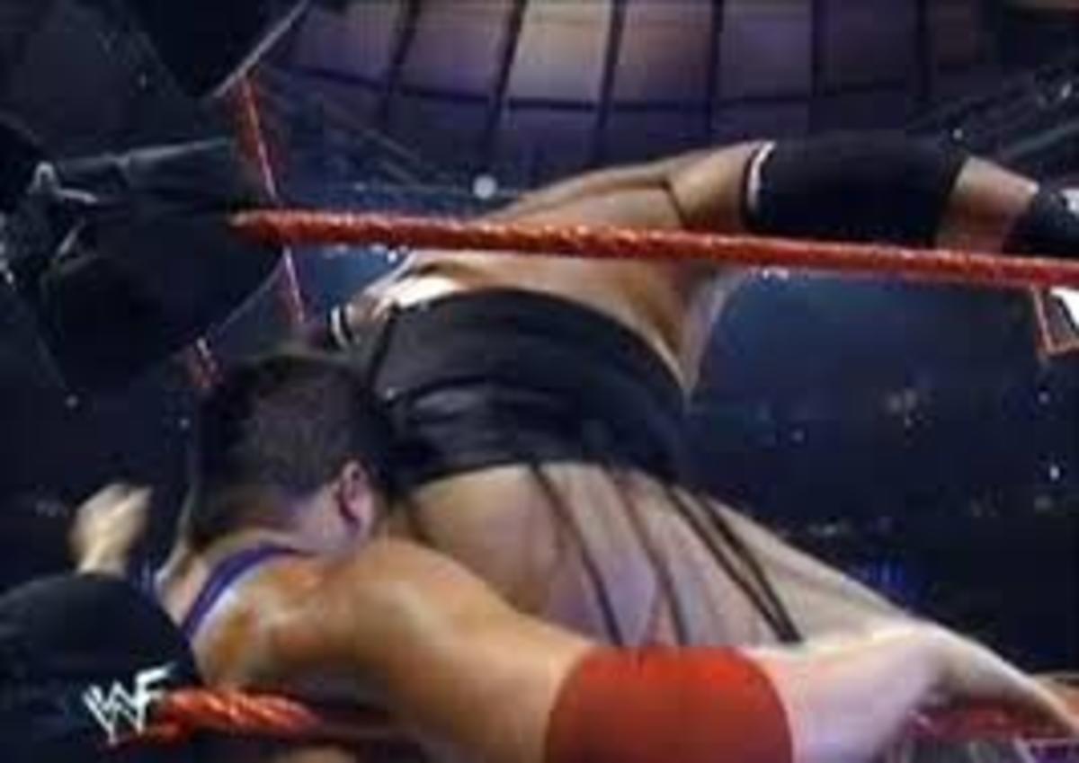 On the other hand Rikishi will  Rikishi Stinkface Vince Mcmahon