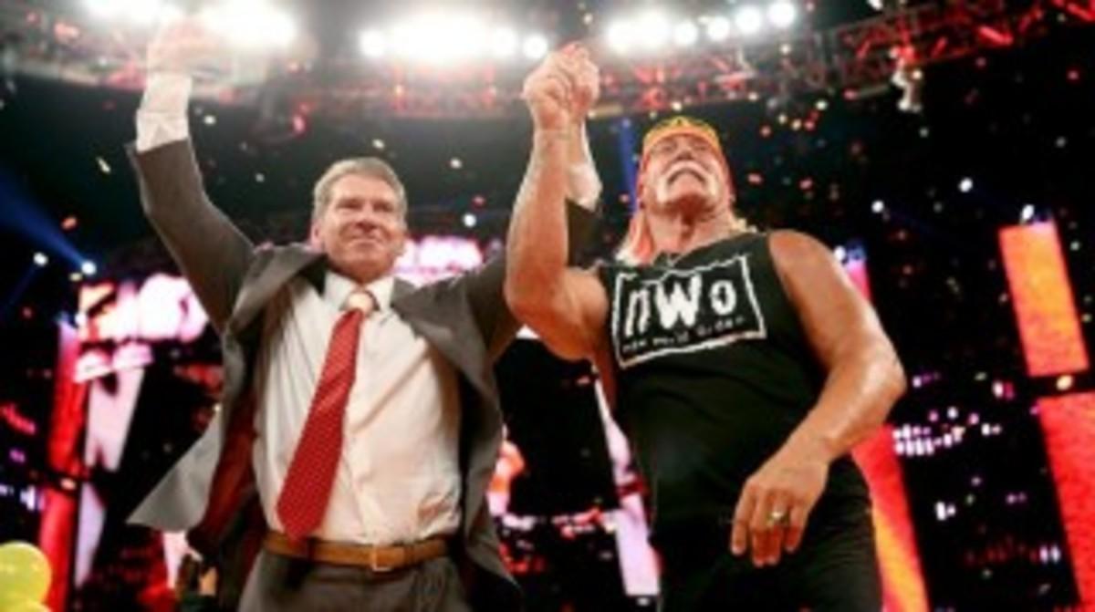 Vince McMahon & Hulk Hogan