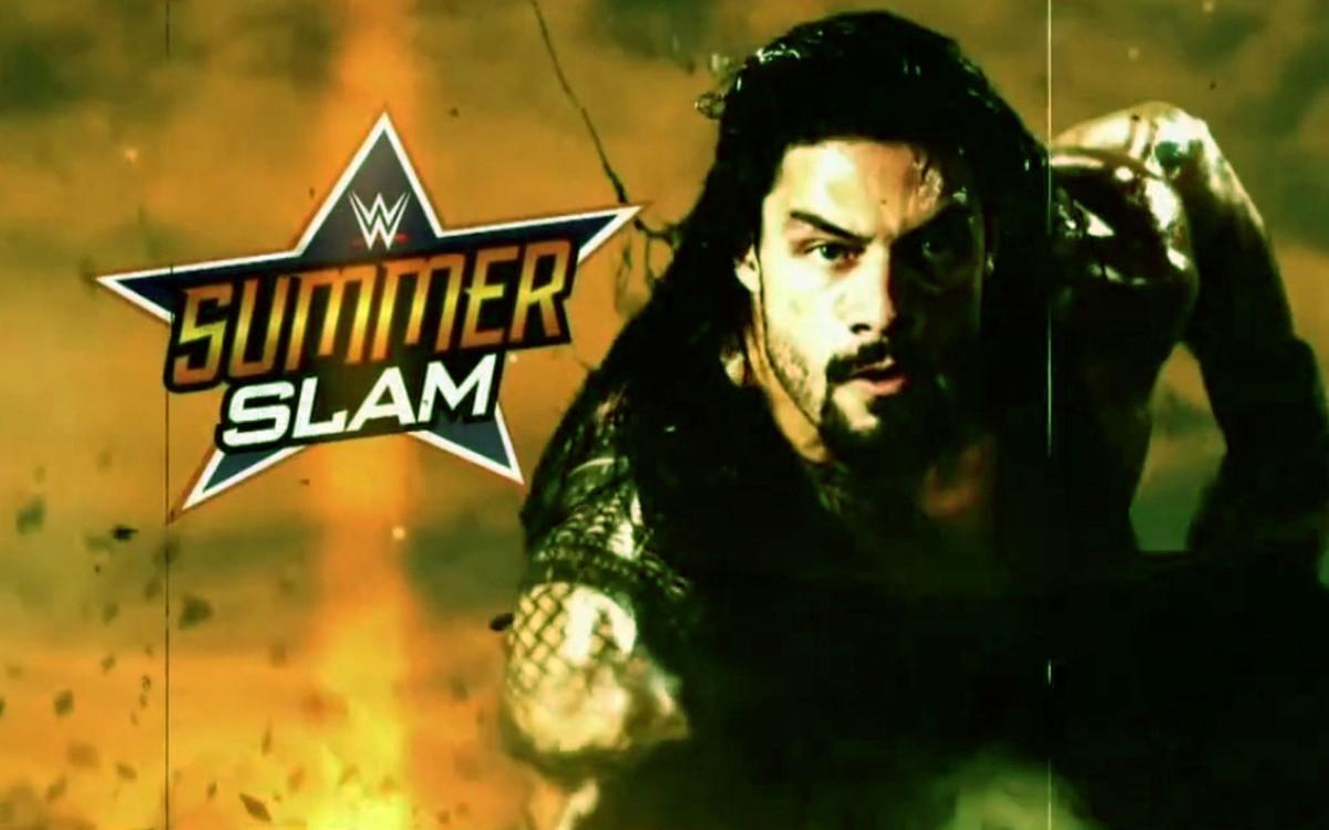 Roman Reigns SummerSlam