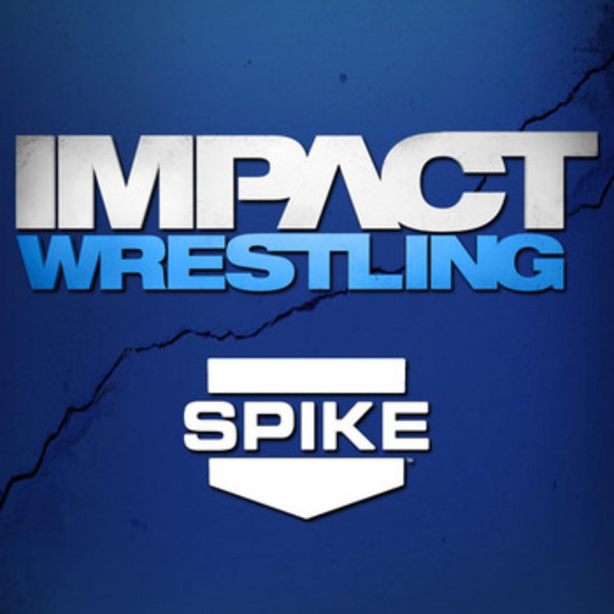 Impact on Spike TV