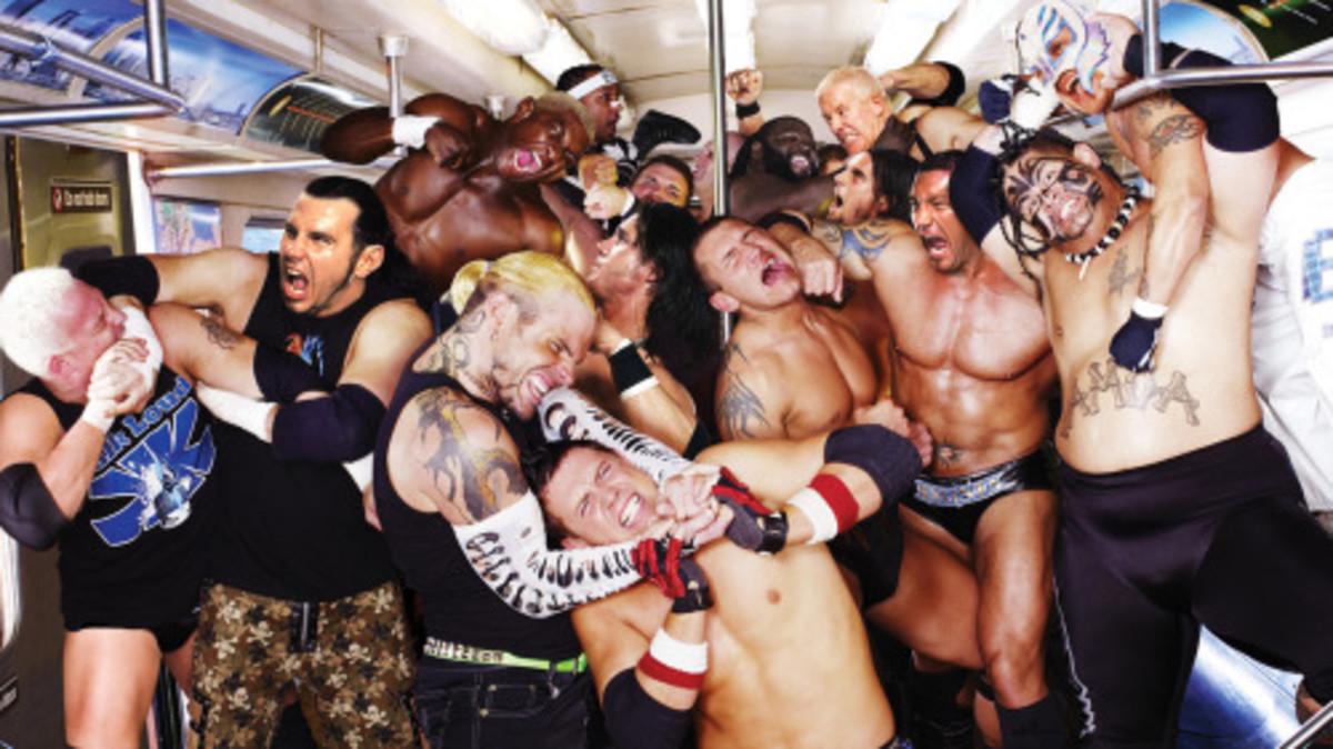 WWE Returns