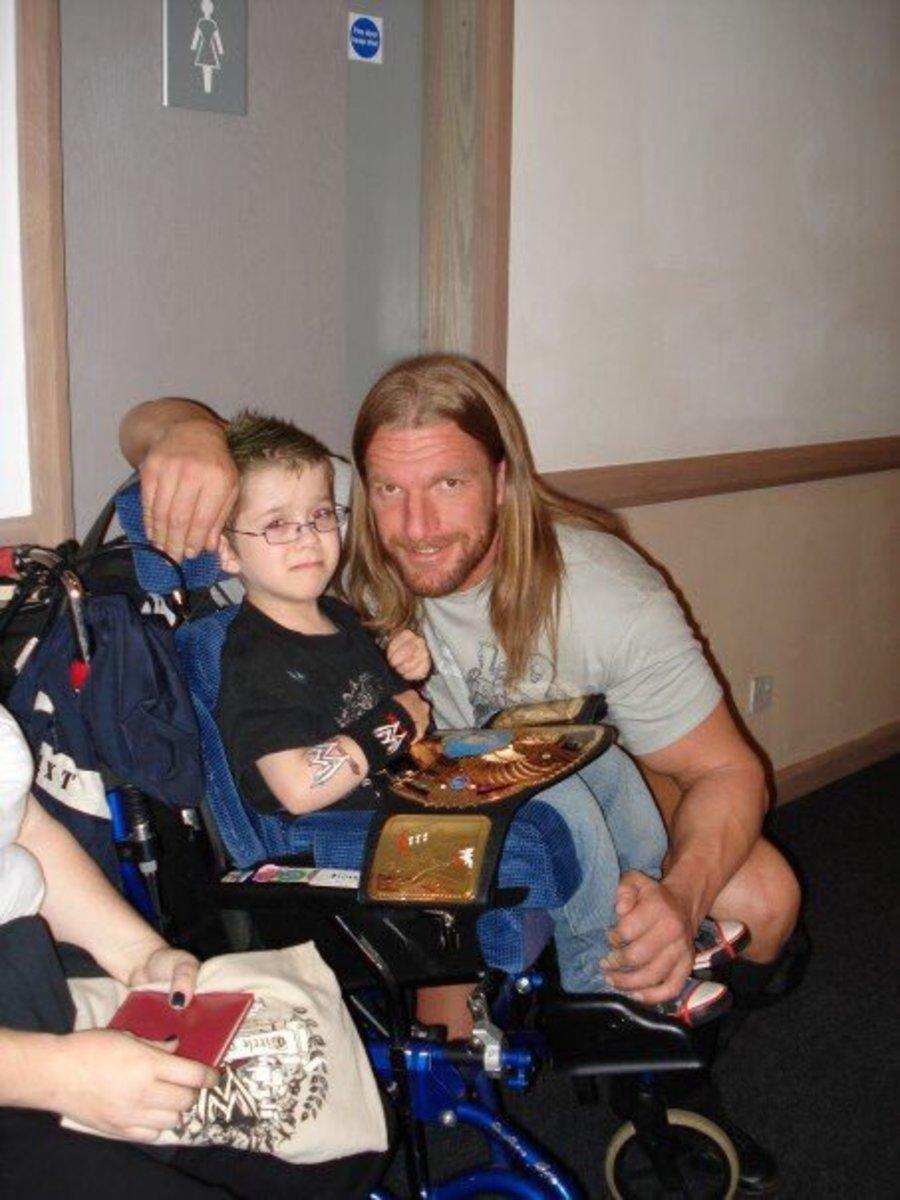 Triple H charity