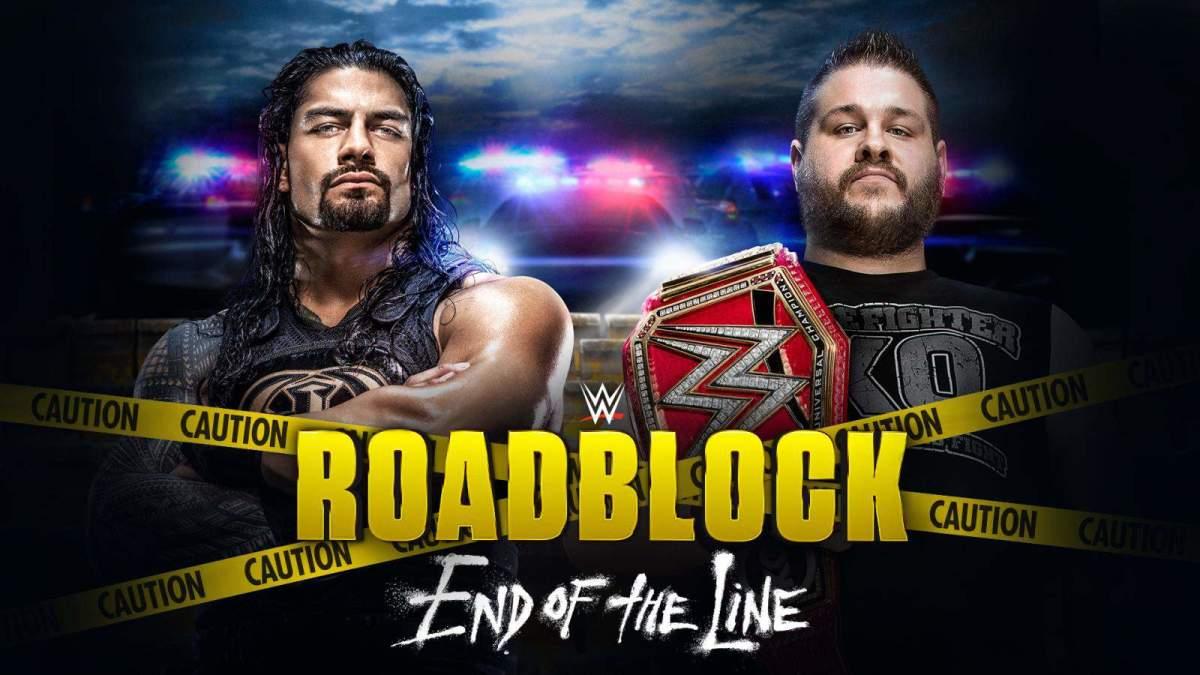 WWE Roadblock