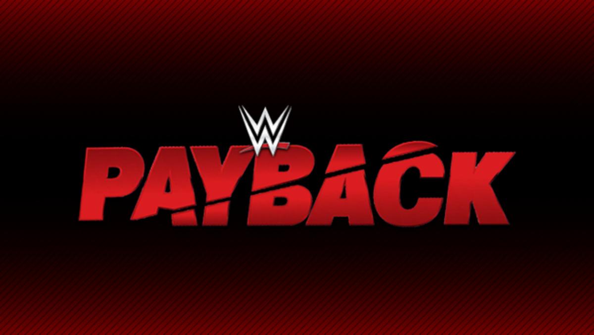 WWE Payback Logo