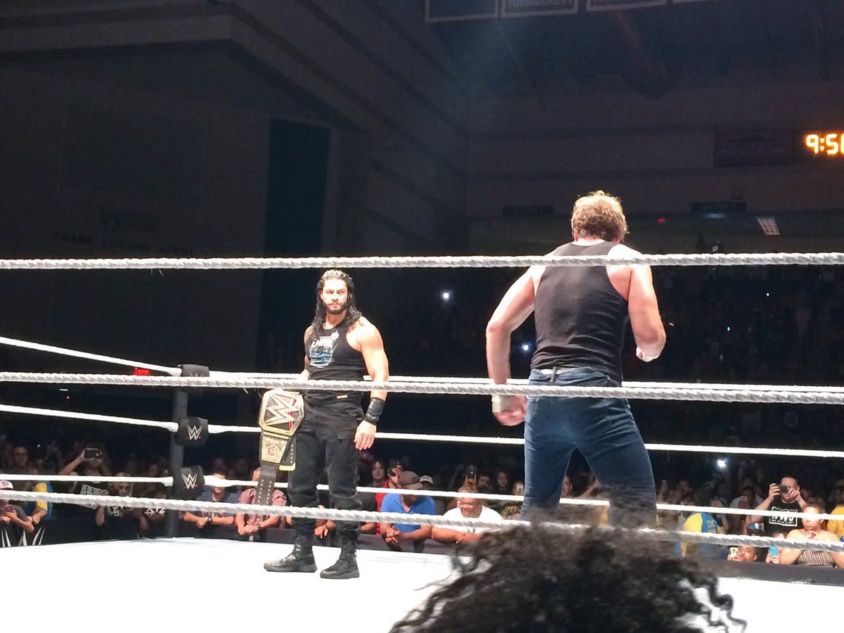 Reigns Ambrose