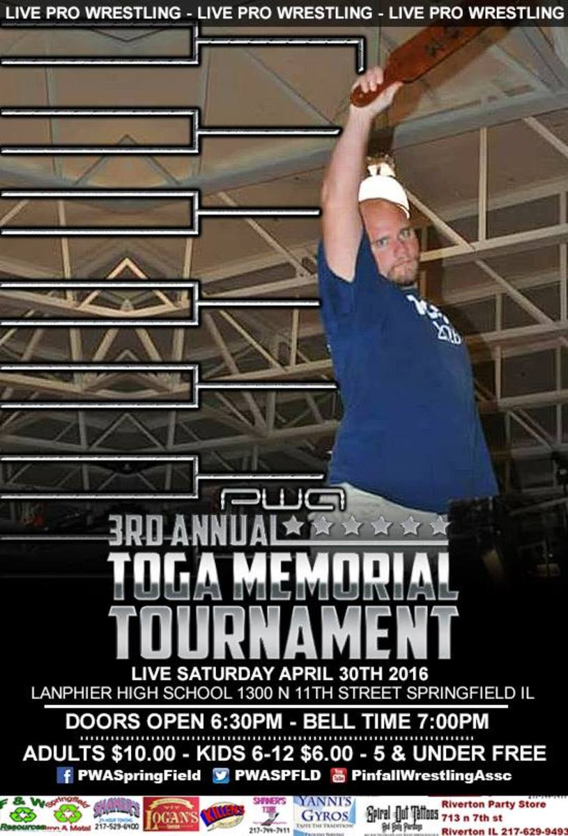 TOGA Memorial Tournament