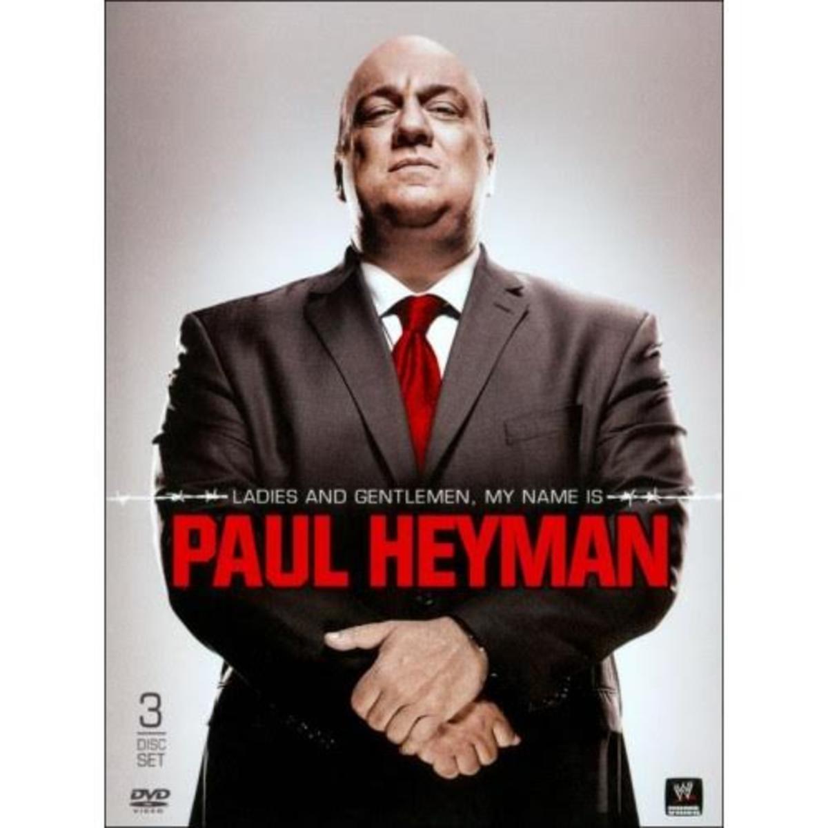 Paul Heyman DVD