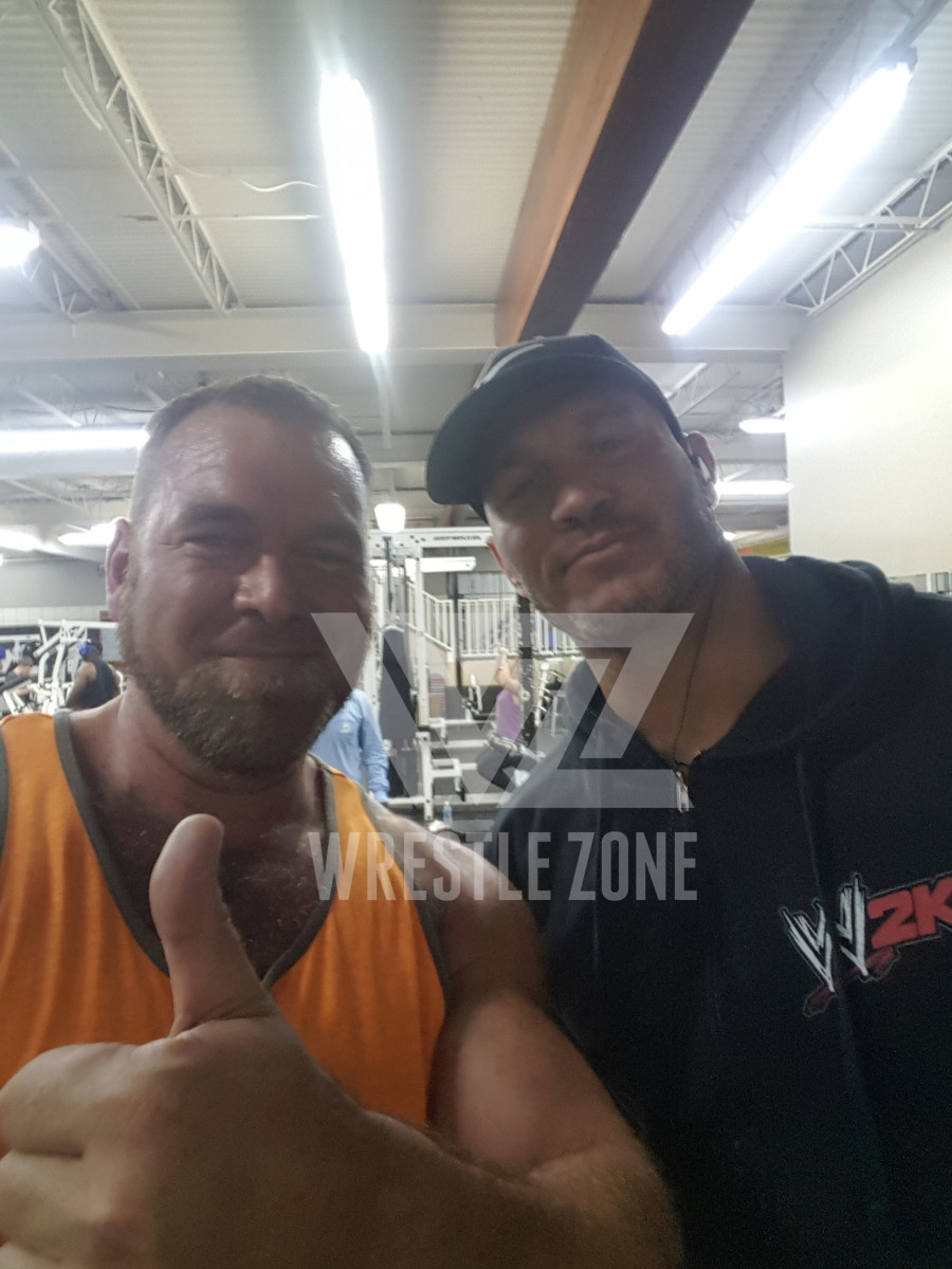 Orton gym