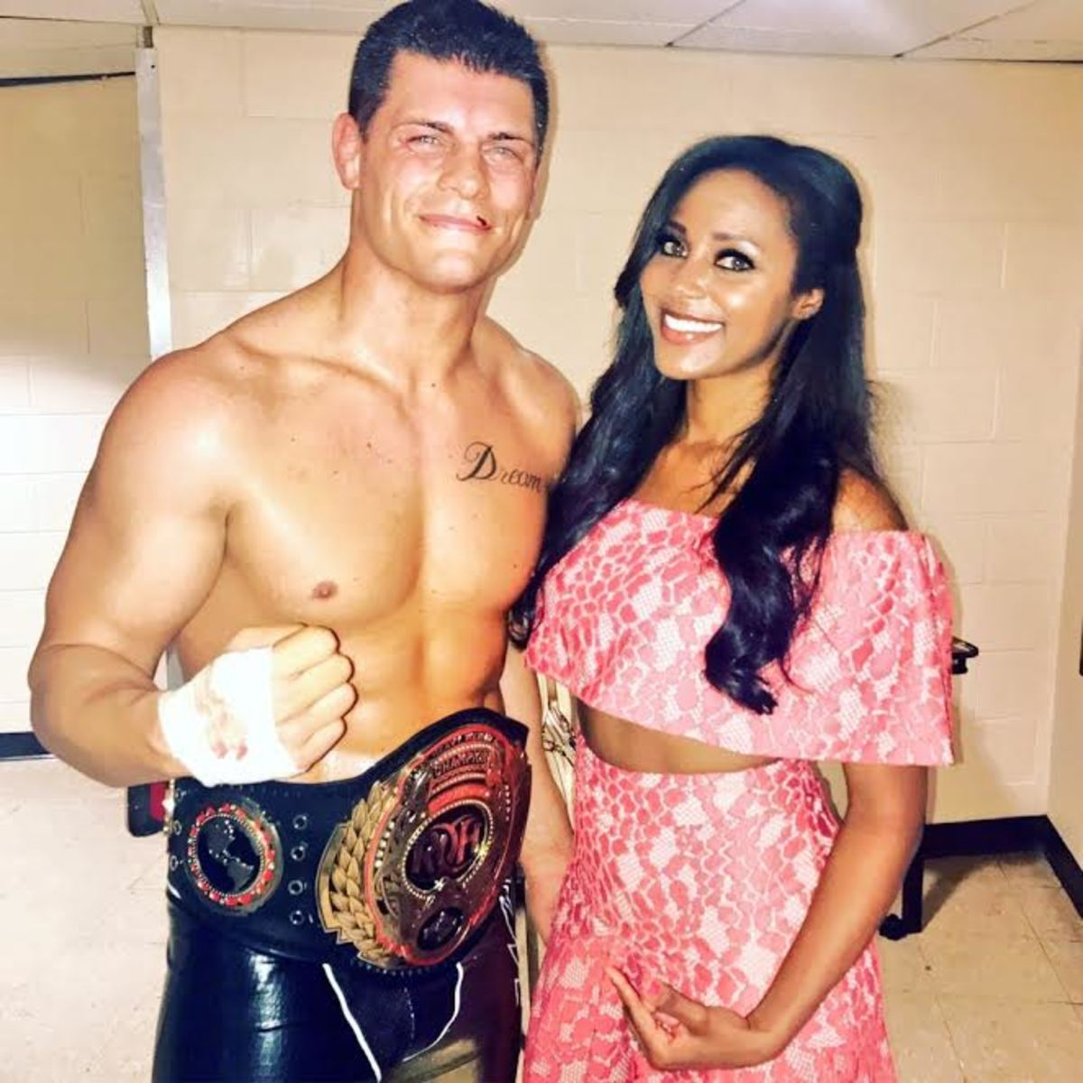 Cody & Brandi Celebrate The Big Win