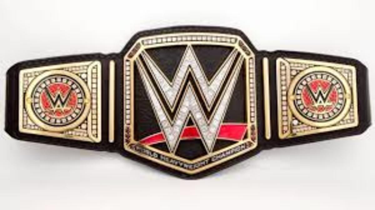 WWEWHCBelt