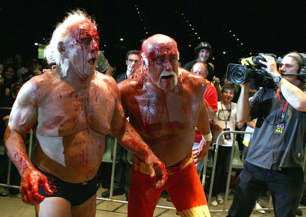 Hogan & Flair