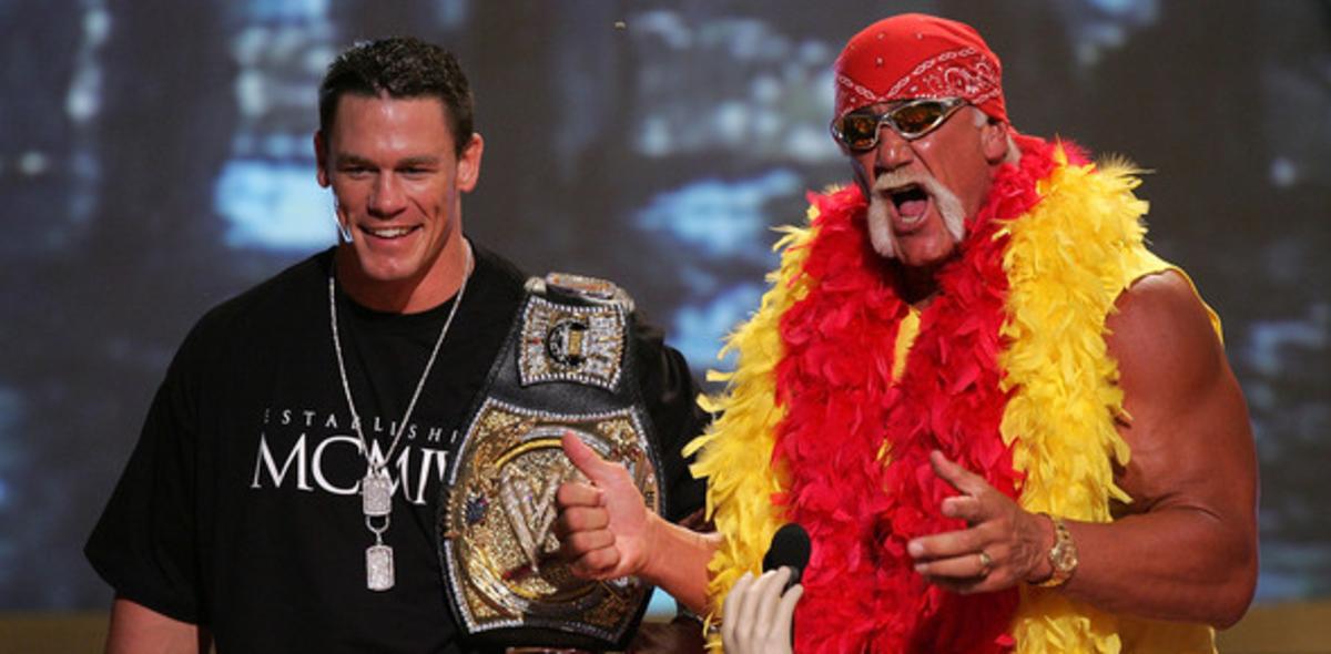 John Cena & Hulk Hogan