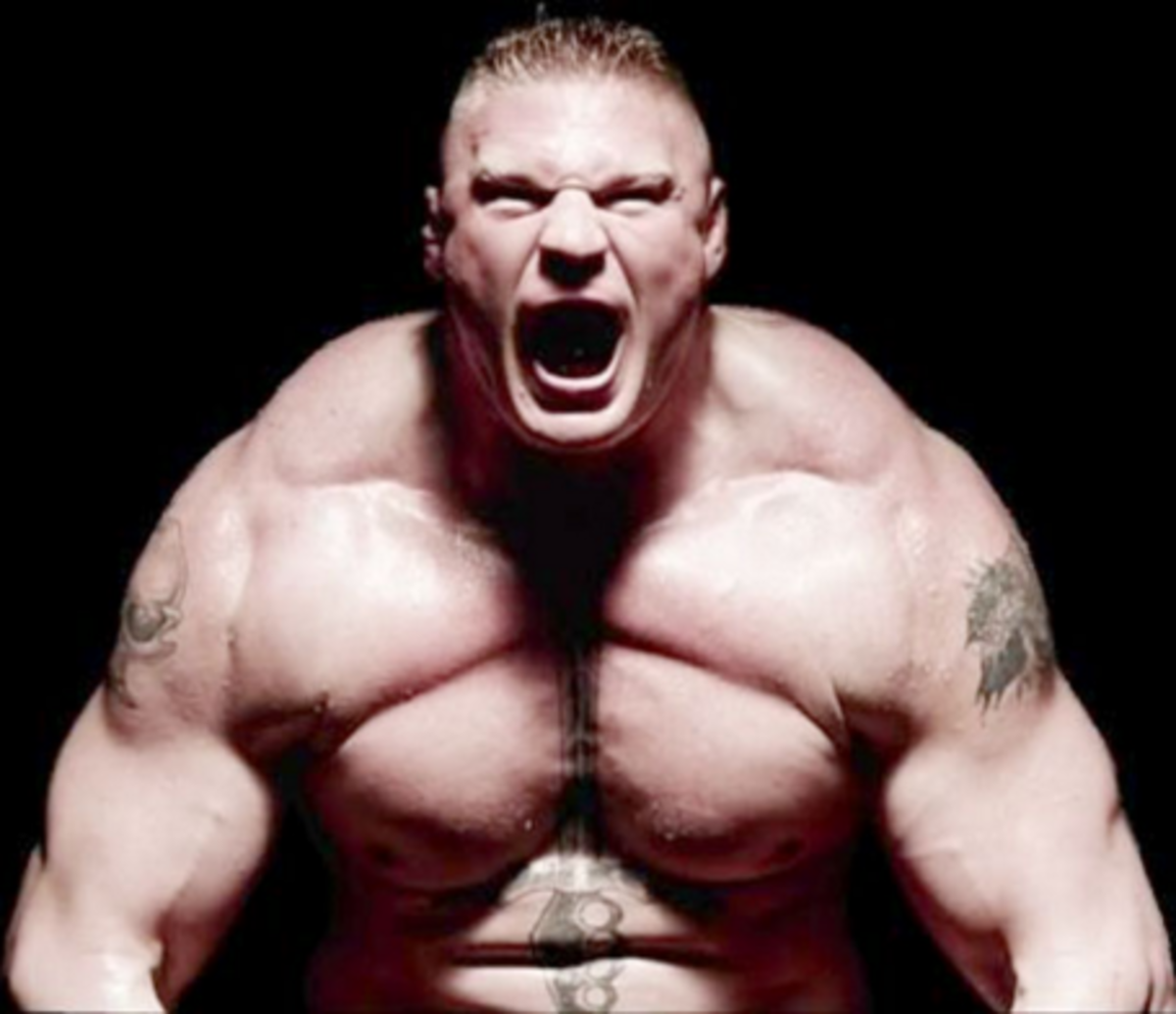 Natural Brock Lesnar