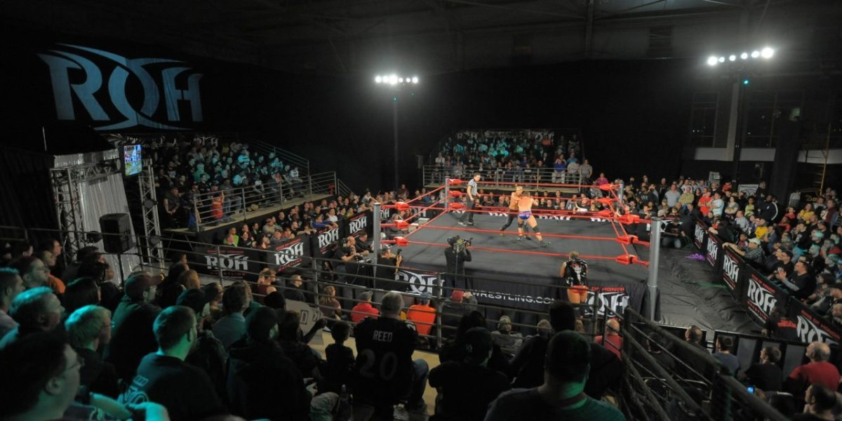 Ring of Honor ring