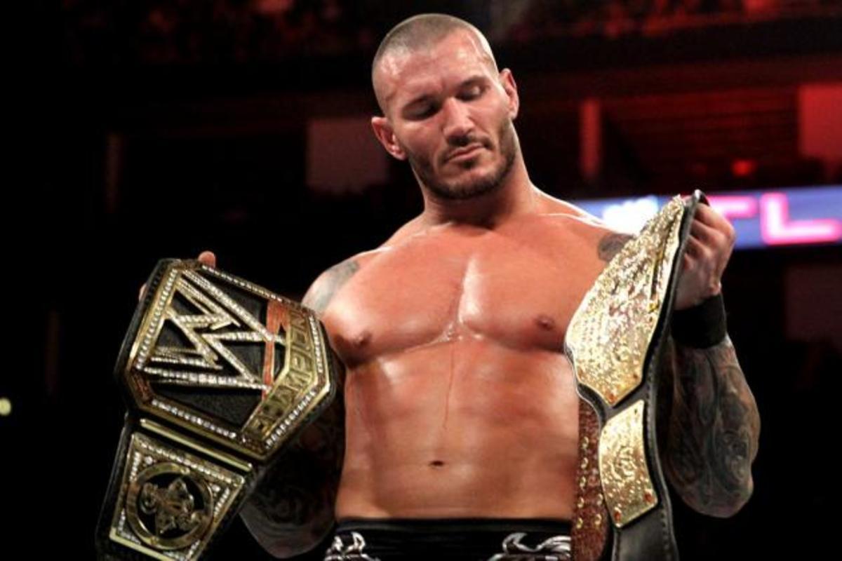 Randy Orton Champion